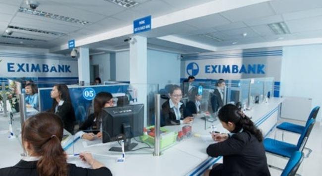 Eximbank lãi 346 tỷ đồng trong quý 1, tín dụng âm hơn 2%