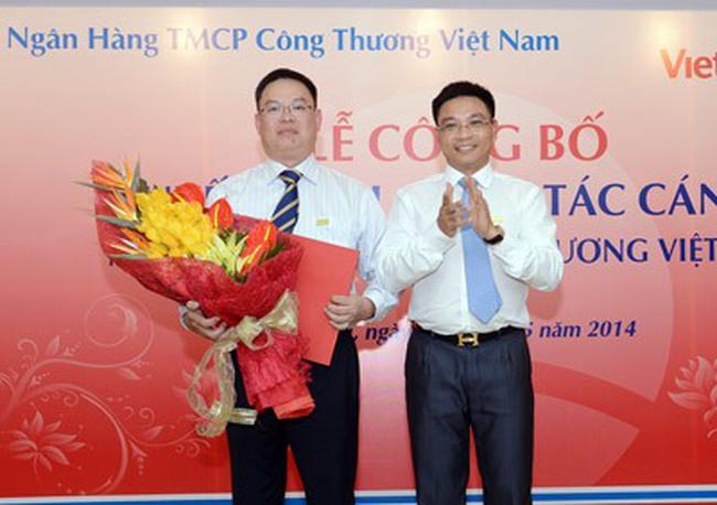 Vietinbank có thêm Phó Tổng giám đốc