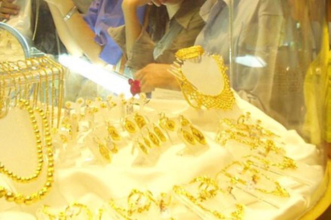 Từng bước minh bạch thị trường vàng trang sức
