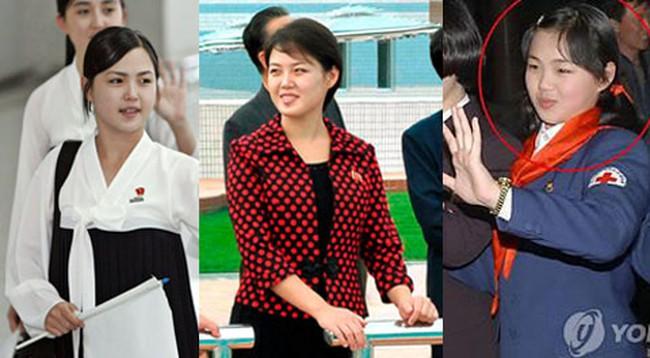 Foto masa muda Ri Sol Ju sebelum menikah dengan Kim Jong Un