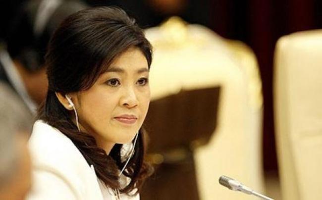 Yingluck Shinawatra - Hoa hồng trong mưa