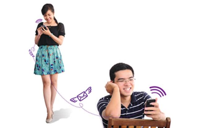 Ứng dụng nhắn tin: Kinh doanh kiểu lãng mạn