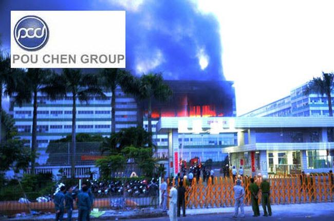 Chân dung tập đoàn giày dép khổng lồ sở hữu 'nhà máy bốc cháy' ở quận Bình Tân, TP.HCM