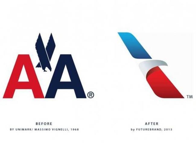 Logo mới của hãng hàng không lớn nhất thế giới xấu xí đến mức nào?