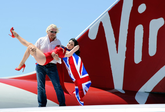 Vì sao Richard Branson tạo ra hàng trăm thương hiệu 'Virgin' mà không gây nhàm chán?