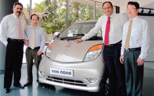 Xe ô tô rẻ nhất thế giới sắp được lắp ráp tại Việt Nam?