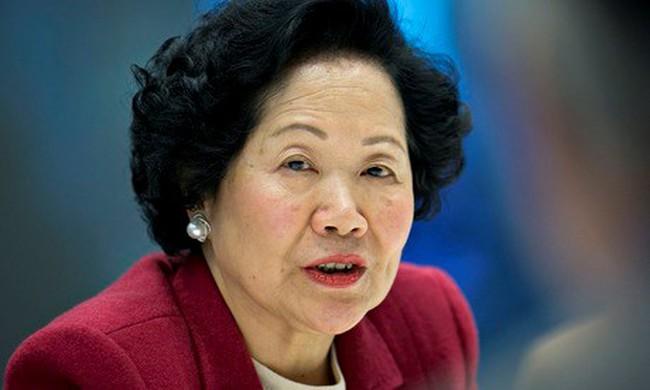 Chân dung 'người đàn bà thép' HongKong dám đối đầu với Trung Quốc