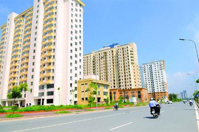 Hướng dẫn của Bộ XD về việc chia nhỏ căn hộ