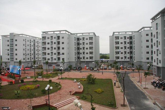 Hà Nội xây dựng căn hộ 300 - 700 triệu đồng