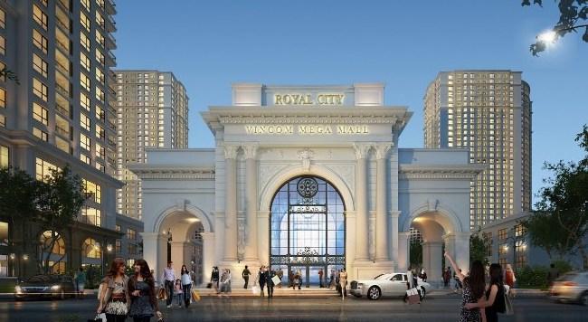 """Sẽ có """"Royal City"""" tại Quảng Ninh"""