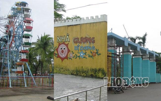 Cắt, bán Công viên 29.3: Vì DN đóng góp cho sự phát triển của Đà Nẵng?
