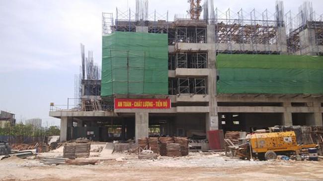 Tiến độ hàng loạt dự án chung cư có giá dưới 15 triệu đồng/m2