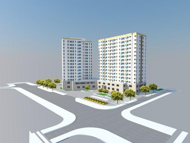 TP.HCM sẽ có thêm khu chung cư tại số 30 đường số 11, phường Thảo Điền