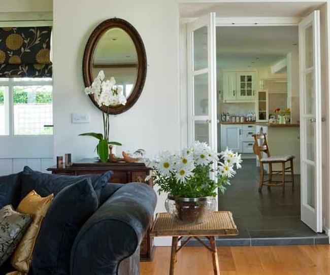 Những kiểu decor cho phòng khách nhỏ mà duyên dáng