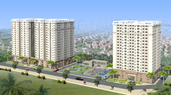 """TP.Hồ Chí Minh: Chung cư Tecco Green Nest xây """"chui"""" đến 5 tầng"""
