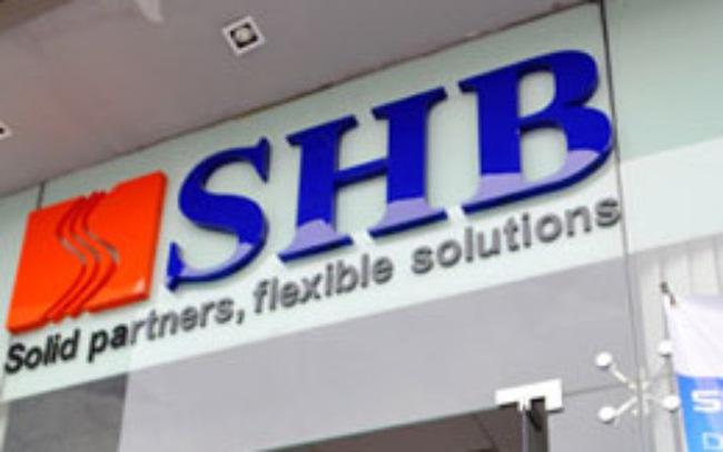 SHB xin ý kiến cổ đông về việc sáp nhập Công ty tài chính Vinaconex - Viettel