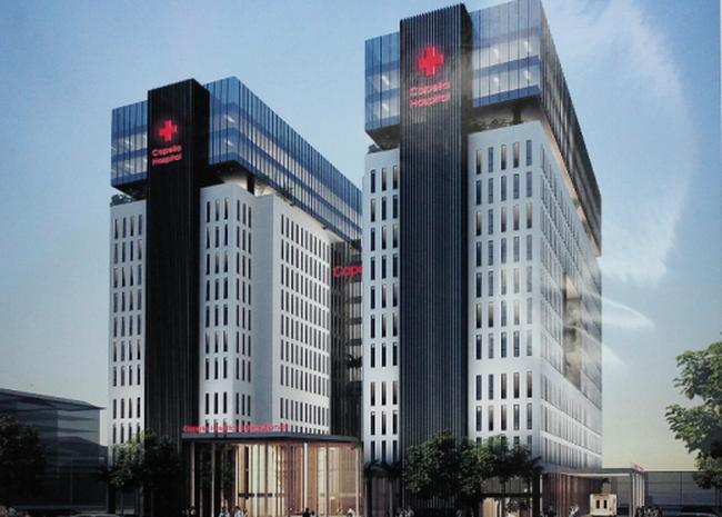 Quảng Ngãi: Doanh nghiệp địa ốc xin làm bệnh viện 1.500 tỉ đồng