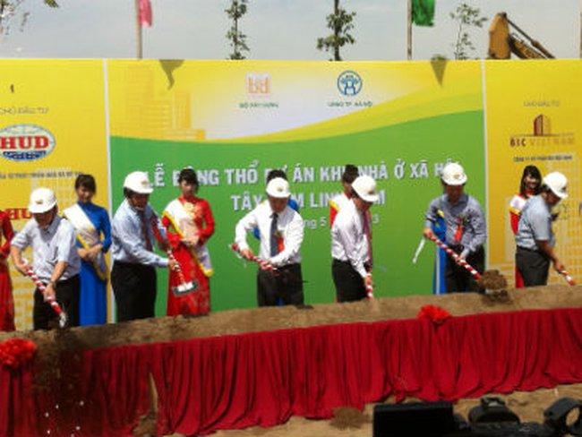 HUD phản pháo về vụ Dự án Tây Nam Linh Đàm