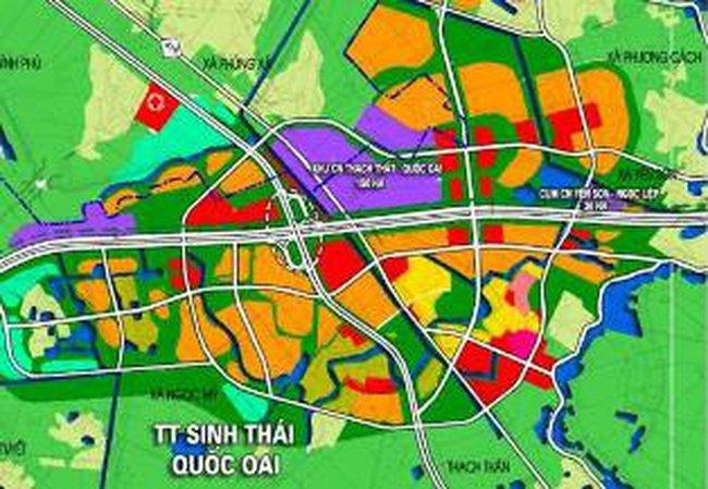 Bổ sung nội dung quy hoạch một số đô thị vệ tinh