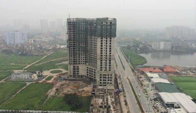 Dự án Tây Hà Tower sắp bàn giao căn hộ