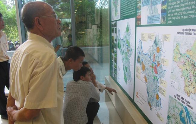 Không quy hoạch thêm đất công nghiệp trong thị trấn Phùng