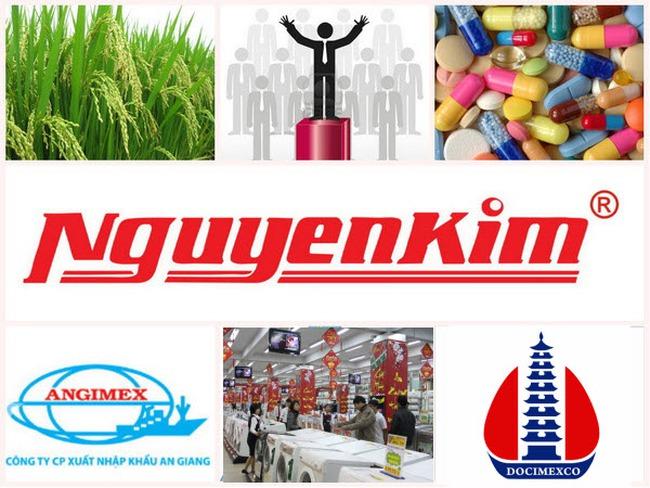 Nguyễn Văn Kim - ông chủ bí hiểm của hệ thống điện máy-lương thực-dược phẩm Nguyễn Kim