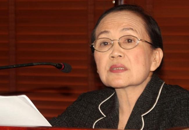 Bà Ba Sương: 'Tôi không tranh chức tranh quyền'
