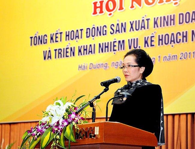 Những nữ doanh nhân Việt siêu giàu mới lộ diện