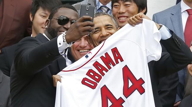Nhà Trắng phản đối Samsung quảng bá bằng ảnh ông Obama