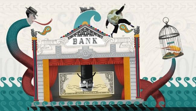 Những cuộc khủng hoảng định hình nền tài chính hiện đại
