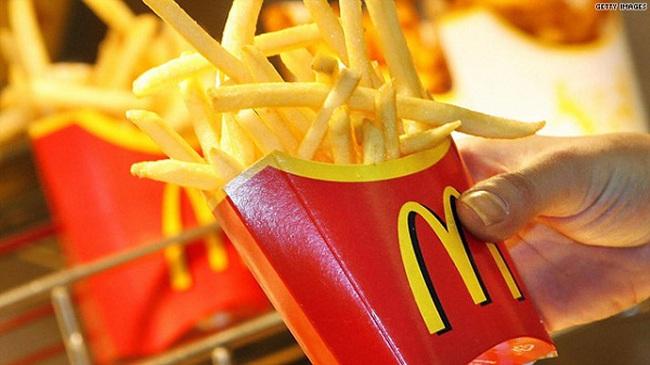 Có gì trong món khoai tây chiên nổi tiếng của McDonald's?