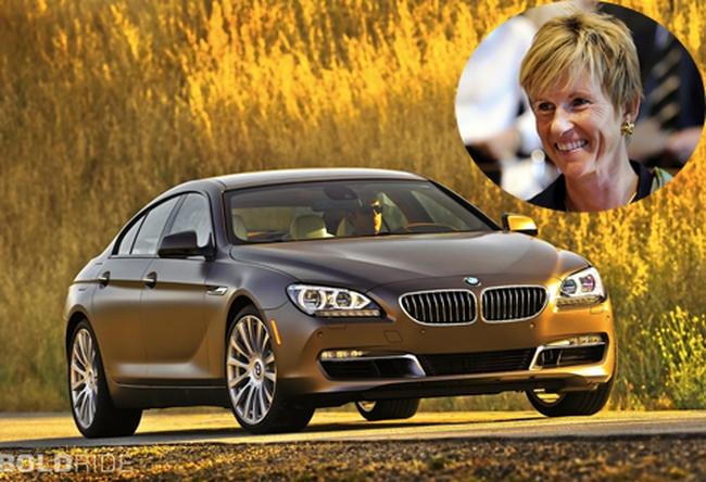 """Bất ngờ nữ tỷ phú ô tô """"thống trị"""" thế giới"""