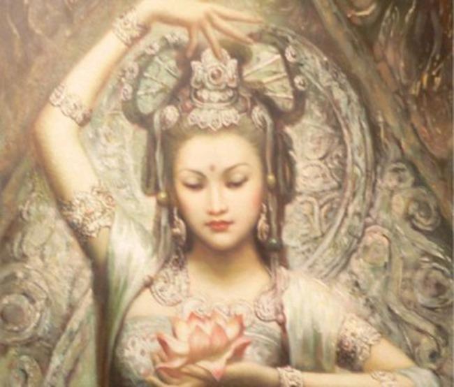 """""""Nhìn vợ, người yêu như nữ Phật"""""""