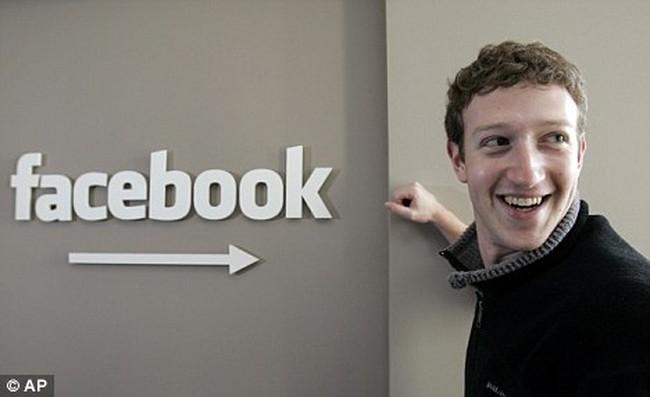 Zuckerberg hơn người trong việc tìm cầu hạnh phúc