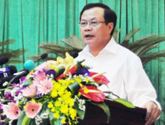 Bí thư Thành ủy TP Hà Nội Phạm Quang Nghị: Tụt 15 hạng PCI là hồi còi báo động