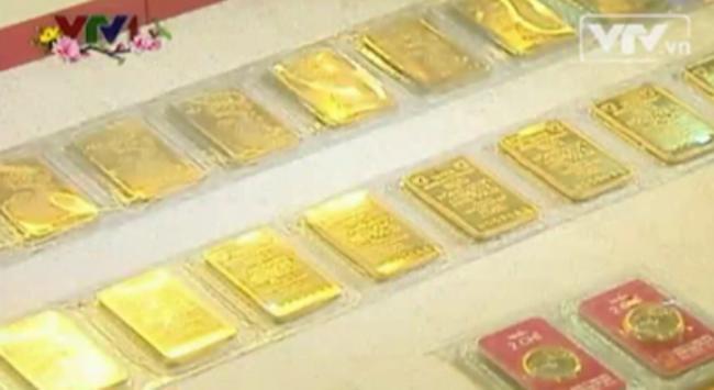 Chênh lệch giá cao, NHNN chưa mua vàng