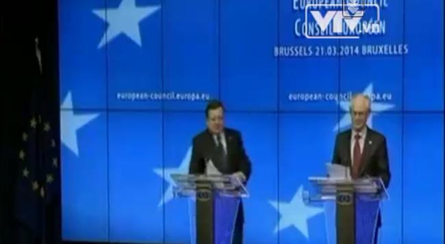 Mỹ và EU tiếp tục cấm các dịch vụ tài chính đối với Nga
