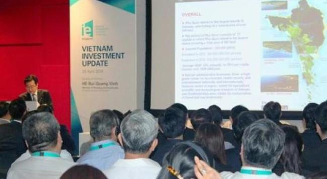 Singapore sẽ hỗ trợ Việt Nam xây dựng đảo Phú Quốc