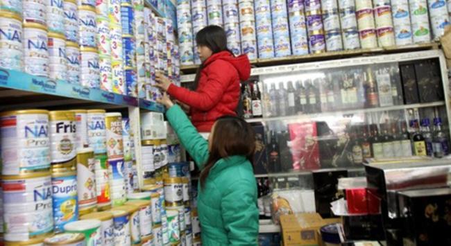 Phản hồi tích cực của người dân với việc áp trần giá sữa