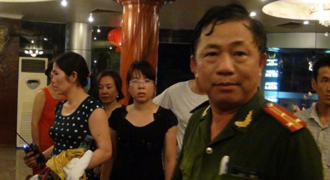 Nghệ An: Cháy khách sạn Mường Thanh ga lúc nửa đêm