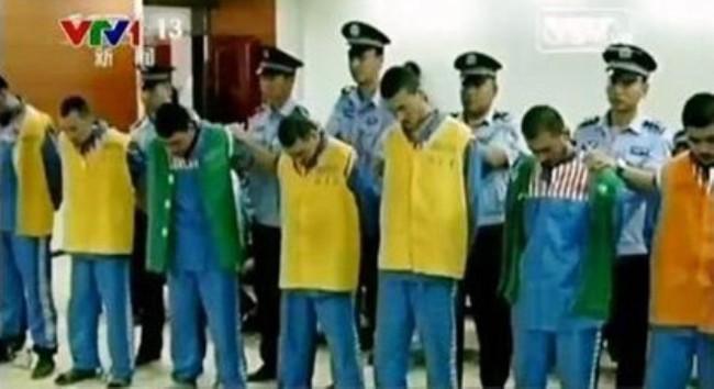 Trung Quốc kết án 81 phần tử khủng bố Tân Cương