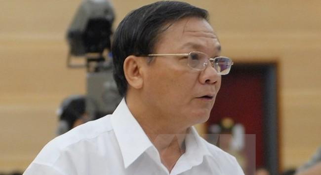 Quyết định kỷ luật bằng hình thức cảnh cáo ông Trần Văn Truyền