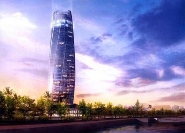 Cận cảnh tòa nhà hành chính 95 triệu USD ở Đà Nẵng