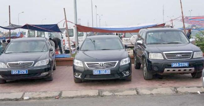 Thứ trưởng Bộ Công an được dùng xe công giá 1,1 tỷ đồng