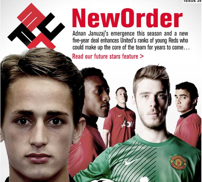 Manchester United đem sao trẻ của mình so sánh với … phát xít Đức?