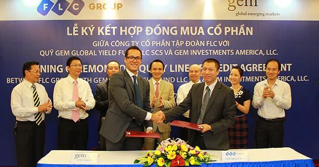 Quỹ GEM chính thức đầu tư vào FLC