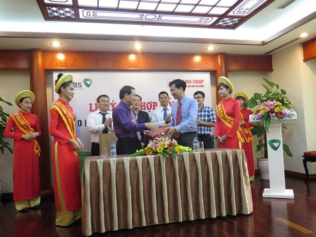 VCBS ký kết hợp đồng bảo lãnh phát hành cổ phiếu ASM