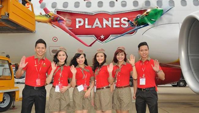 Vietjet-cô gái vui vẻ của hàng không Việt