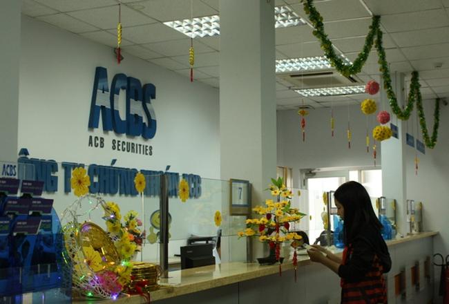 ACBS tuyển dụng nhân sự môi giới, tư vấn đầu tư và chăm sóc khách hàng