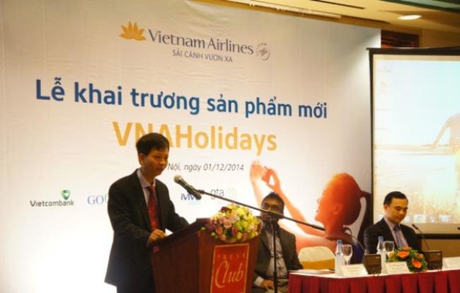 IVivu bắt tay VietnamAirlines triển khai sản phẩm VNAHolidays